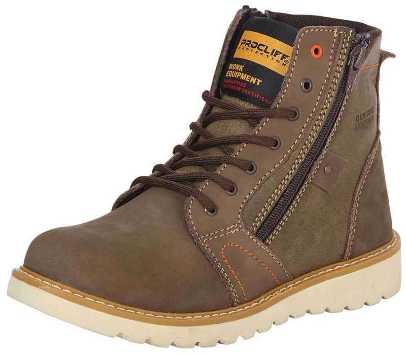 Zapatos De Trabajo Cliff Dama/Joven 35208