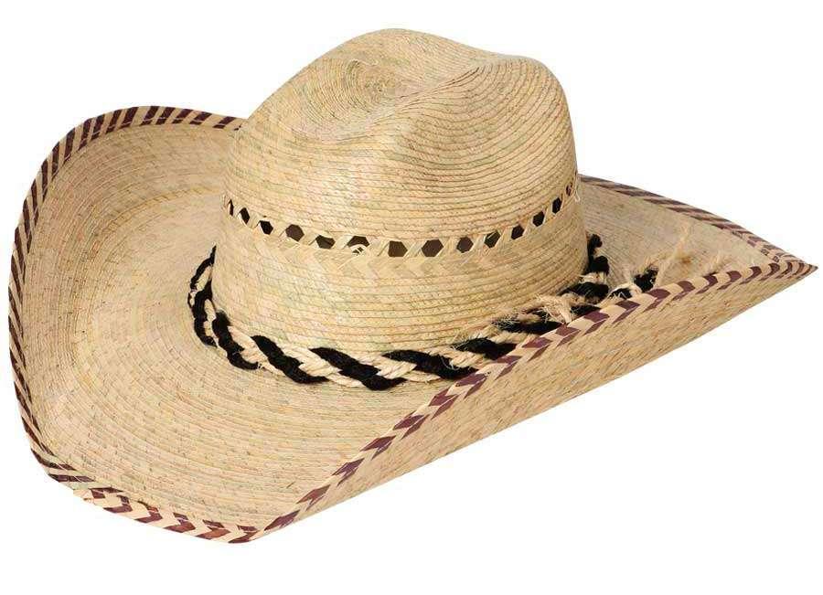 Sombrero Fino De Palma El General 122757