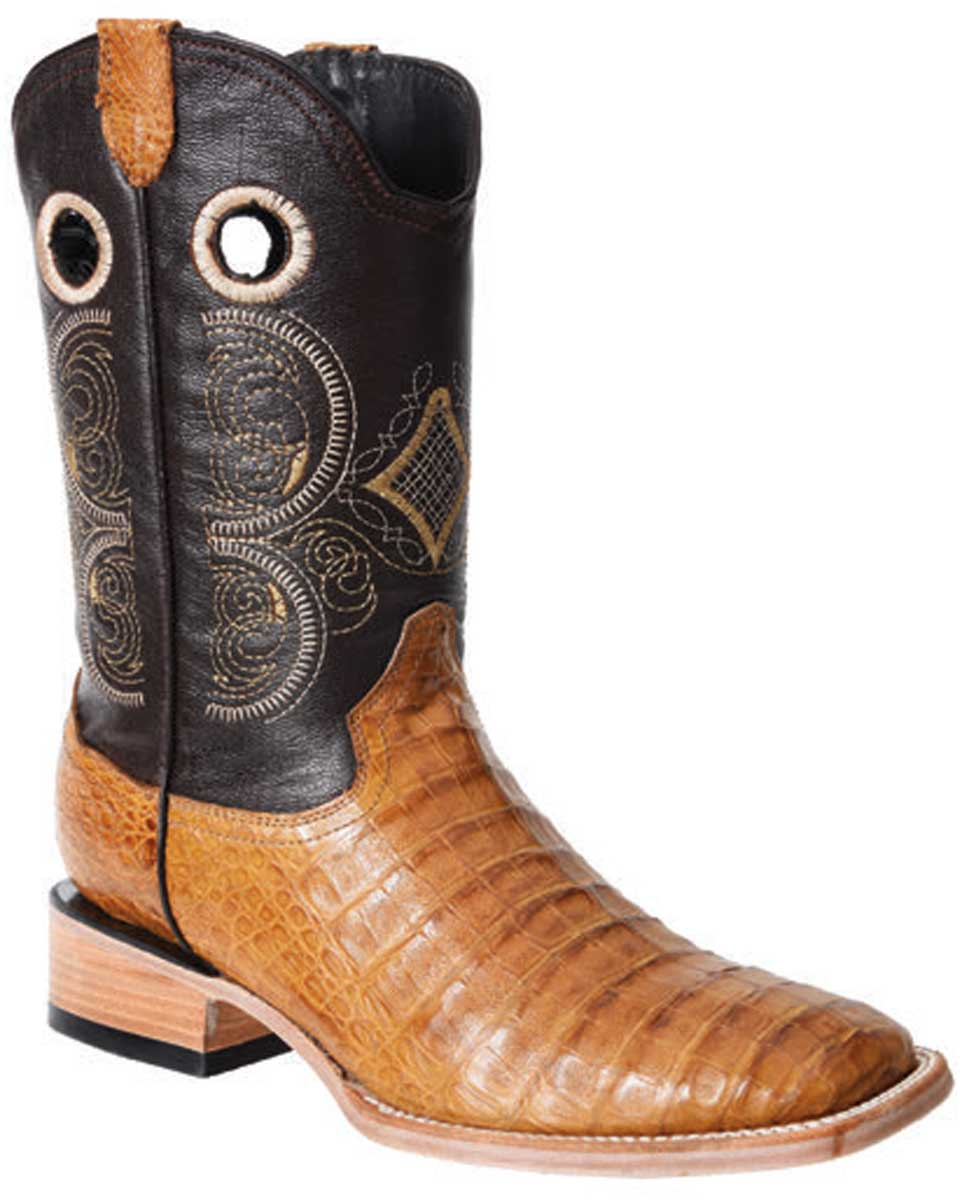 Botas Rodeo Americana Coco Belly WD Boots 10-291 Miel