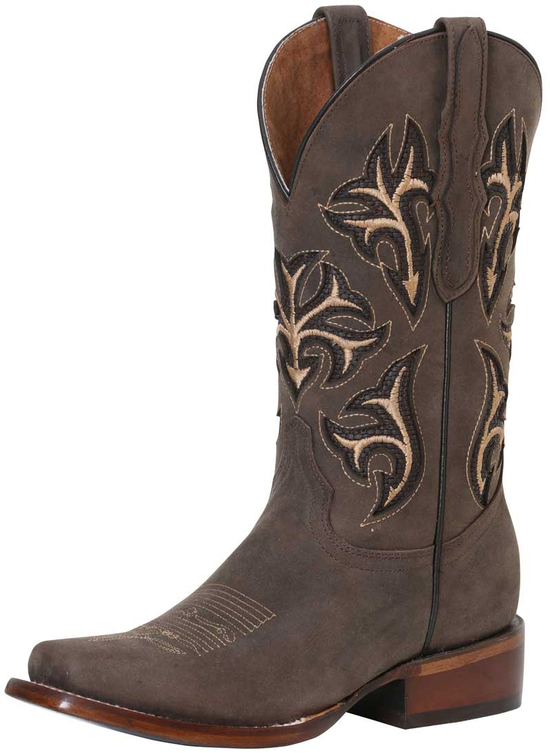 Bota Rodeo Dama The Red Rose Of Texas 42095