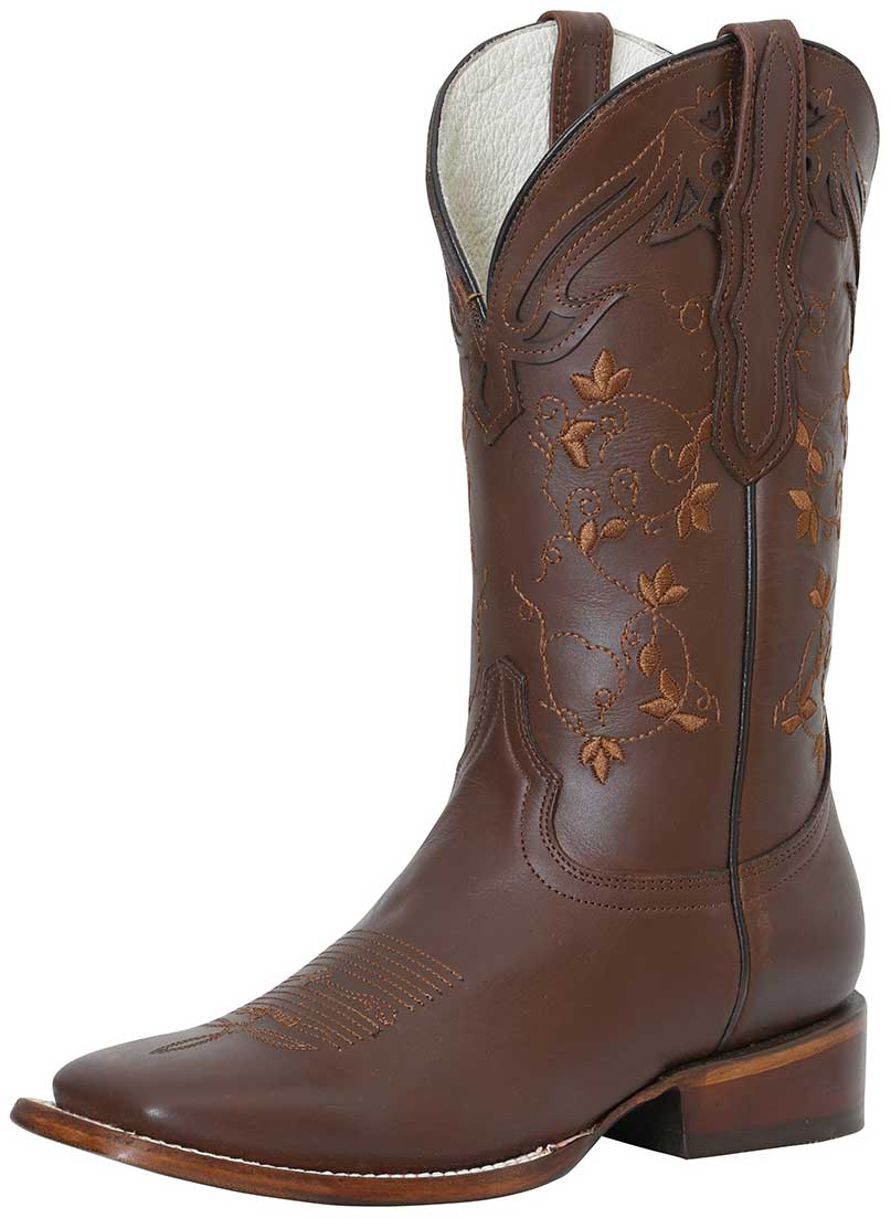 Bota Rodeo Dama The Red Rose Of Texas 42257