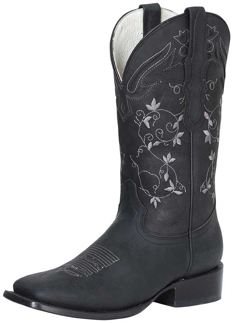 Bota Rodeo Dama The Red Rose Of Texas 42260