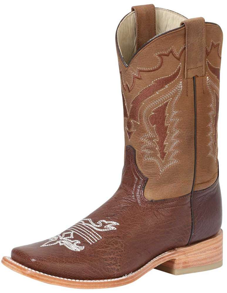 Ostrich Belly Rodeo Boots El General 42157