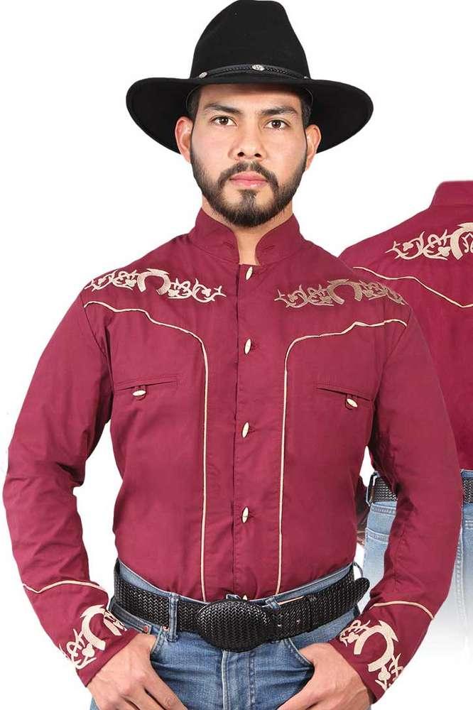 Camisa Charra El Señor De Los Cielos 42880