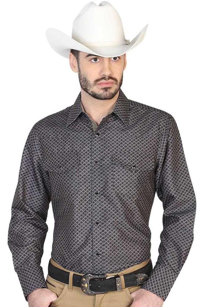 Camisa Vaquera El Señor De Los Cielos 43027