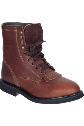 Lace Up Work Boots Hammer ACM118
