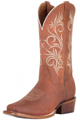 Bota Rodeo Dama The Red Rose Of Texas 42097