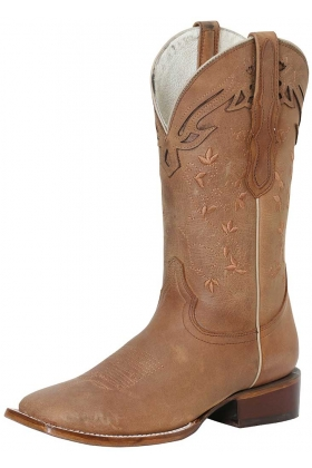 Bota Rodeo Dama The Red Rose Of Texas 42258