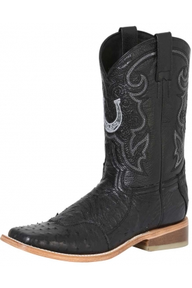Ostrich Neck Rodeo Boots El General 42797
