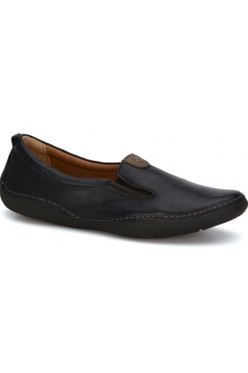 Flat Loafer Andrea 2583 Negro
