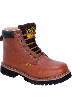 PMA JJDR 036 Work Boots Heavy Duty Camell