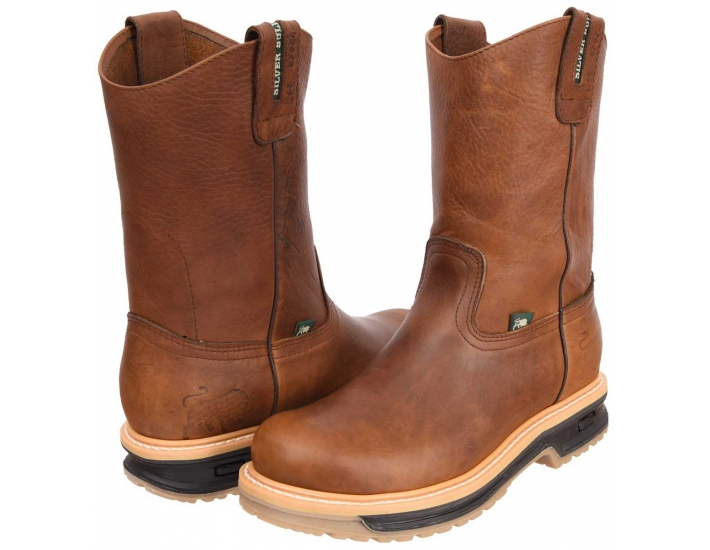 Work Boots Silver Bull SB2060 Ocre