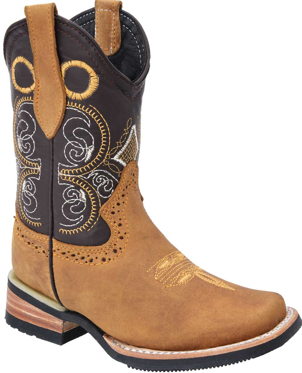 Botas Rodeo Baby WD Boots 391 Miel