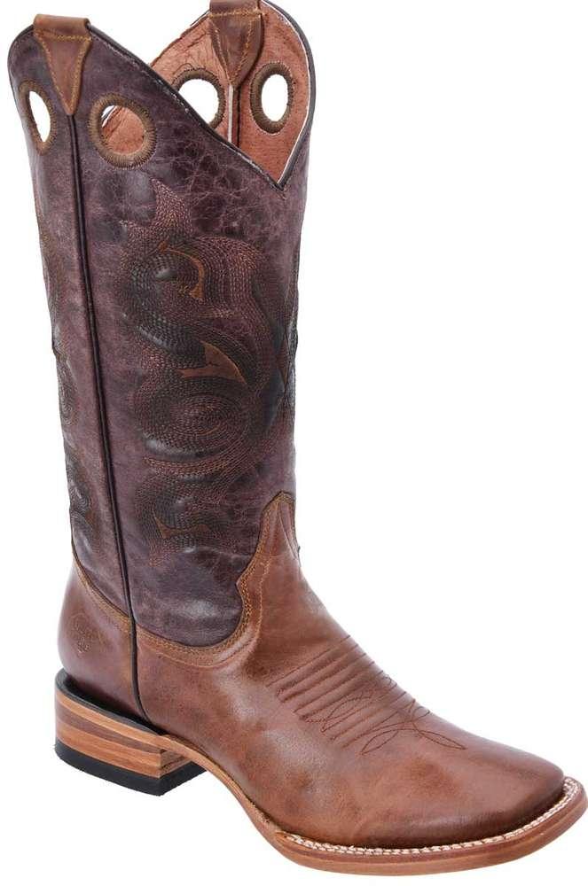 Botas Rodeo Dama WD Boots 10-531 Miel